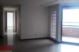Apartamento en Las Lomitas, Sabaneta, 3 Habitaciones- 127m2.