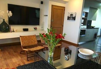 Altos De Serrezuela, Apartamento en venta en Los Balsos con acceso a Balcón