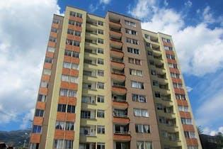 Apartamento en venta en Casco Urbano Girardota con acceso a Balcón
