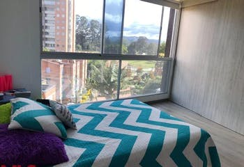 Apartamento en venta en San Antonio De Pereira de 2 hab.