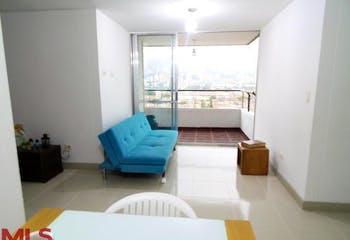 Apartamento de 76m2 en Palmeiras, Sector Guayabalía - con tres habitaciones