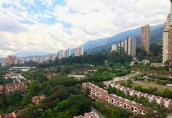 Torre Veracruz, Apartamento en venta en Los Balsos de 4 habitaciones