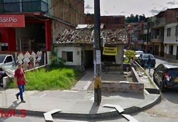 Lote Residencial en Guayabal-Medellín, 197 mt2.