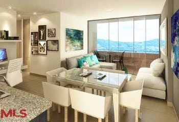 Ventus, Apartamento en venta en Sector Los Colegios, 78m² con Piscina...