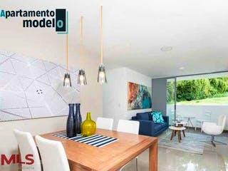 Ceibazul, apartamento en venta en La Estrella, La Estrella