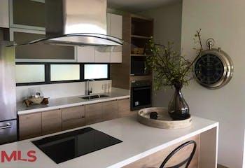 San Francisco, Apartamento en venta en Loma Del Escobero de 3 habitaciones