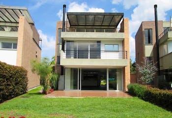 Lago Grande, Casa en venta en V. Llanogrande con Jardín...