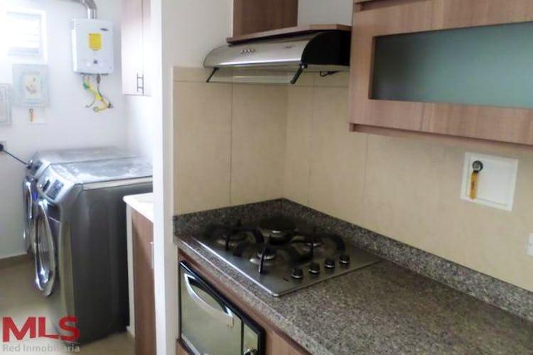 Portada Apartamento en Pietra Santa (San Antonio de Pereira), cuenta con dos habitaciones