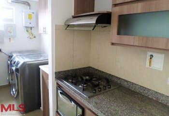 Apartamento en Pietra Santa (San Antonio de Pereira), cuenta con dos habitaciones