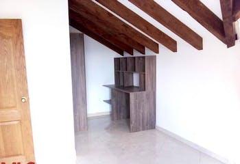 Casa en V. El Rosal, Rionegro, cuenta con tres habitaciones