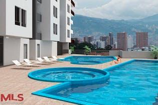Sakura, Apartamento en venta en Las Lomitas, 55m² con Piscina...