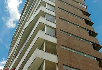 Apartamento en Alejandria-Poblado, Dos alcobas - 113 mt2.