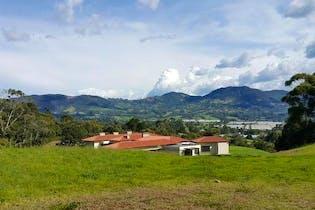 Hacienda El Capiro, Lote en venta en Vía La Ceja Rionegro de 4950m²