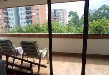 San Serrano, Apartamento en venta en Los Balsos, 178m²