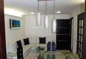 Apartamento en venta en San Pío de 93m²