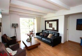 Villa Del Campestre, Apartamento en venta de 2 habitaciones