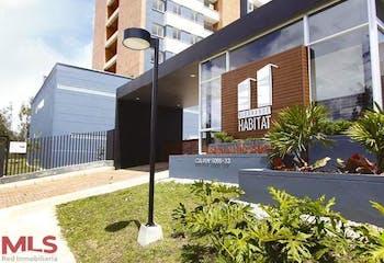 Habitat, Apartamento en venta en V Ojo De Agua de 77m² con Piscina...