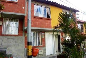 Hechizo De Luna, Casa en venta en Cabecera San Antonio De Prado, 120m² con Piscina...