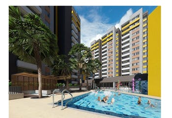 Obra Andalucía, Apartamentos en venta 54m²