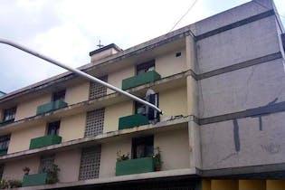 Apartamento en el centro, Medellín, con 3 habitaciones, 82,8m2