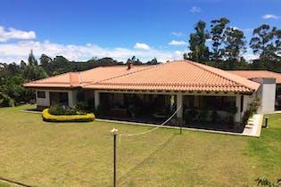 La Pradera, Casa en venta en Quirama con Jardín...