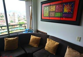 Villa Luna, Apartamento en venta en Guayabalía de 3 alcobas