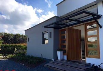 Parc Prado Verde, Casa en venta en V. Llanogrande con acceso a Jardín