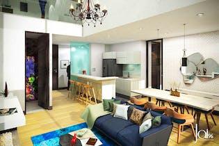Terrasse City Club, Apartamentos en venta en Rincón Del Chicó de 1-3 hab.