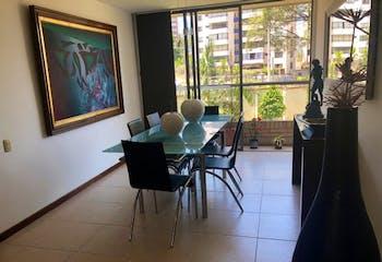 Apartamento en El Poblado-Los Balsos, con 3 Habitaciones - 130 mt2.