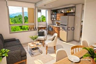 Piemonti, Apartamentos nuevos en venta en Cabecera San Antonio De Prado con 2 habitaciones