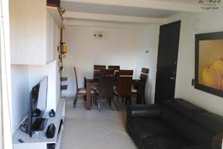 Apartamento en venta en Loma del indio, 52mt con dos balcones