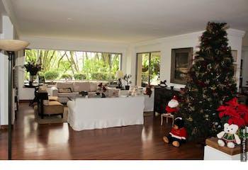 Apartamento en Poblado, El Campestre, 345 mts2-3 Habitaciones