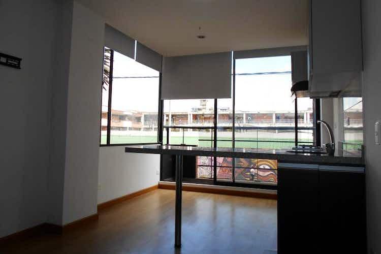 Portada Aparta-estudio En Bogotá -Chapinero Central, una Habitacion-23mt2