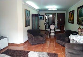Apartamento en Laureles- Las Acacias, con 3 Habitaciones- 107m2