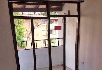 Apartamento en La América-Simón Bolívar, con 3 Habitaciones -75 mt2.