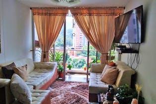 Apartamento en Sabaneta-La Doctora, con 3 Habitaciones - 83 mt2.