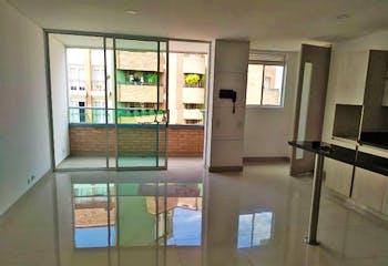 Apartamento en las Acacias, Laureles, 3 habitaciones- 100m2.