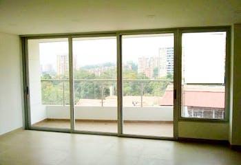 Apartamento en Envigado-Loma de Benedictinos, con 3 Habitaciones - 140 mt2.
