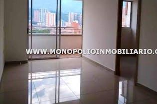 Apartamento - Sabaneta- Sector Calle Del Banco, con 2 habitaciones, 60m2