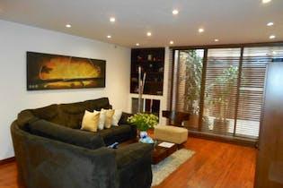 Apartamento En Bógota Santa Barbara Occidental-Usaquén, con 4 habitaciones, 140,8m2