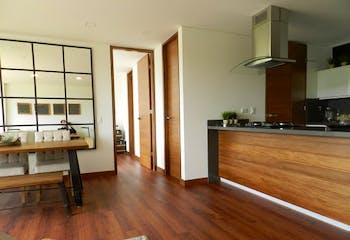 Apartamento en venta en Cabeceras De Llanogrande de 1 alcoba