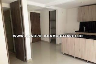 Apartamento en La Estrella-Sector las Brisas, 2 Habitaciones - 55 M2