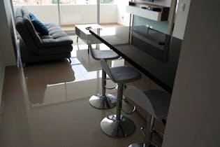 Apartamento en La Doctora, Sabaneta - 63mt, dos alcobas, balcón