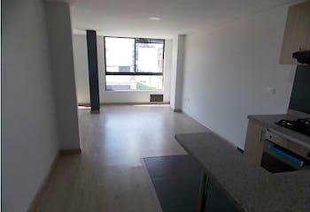 Apartamento en Barrios Unidos-Los Andes, Con dos Habitaciones-74mt2