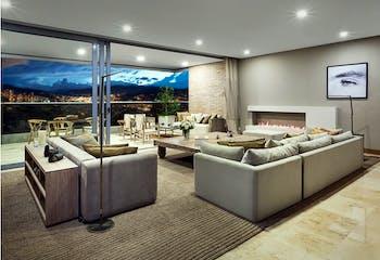 Proyecto de vivienda, Provincia de Los Bosques, Apartamentos en venta en El Tesoro 298m²