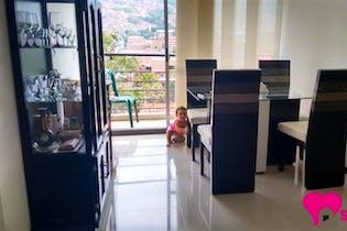 Apartamento en Niquia, Bello - 65mt, tres alcobas, balcón
