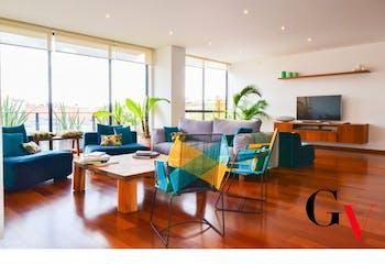 Apartamento en Chicó-La Cabrera, con 3 Habitaciones - 282 mt2.