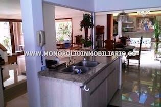 Casa Unifamiliar Para La Venta En Medellin Sector El Poblado Cod: 8941