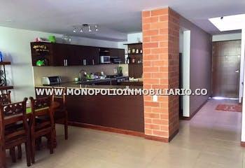 Casa Unifamiliar Para Vender En Envigado Loma Del Atravesado Cod: 8898