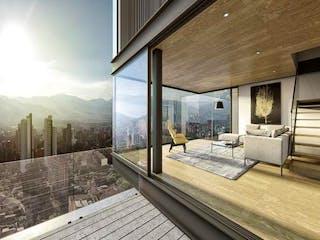 Cantiere, proyecto de vivienda nueva en El Poblado, Medellín